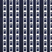 POLICE BOX STRIPES