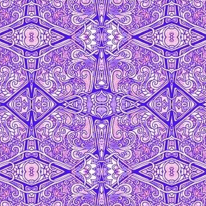 Hexa Paisley Twister