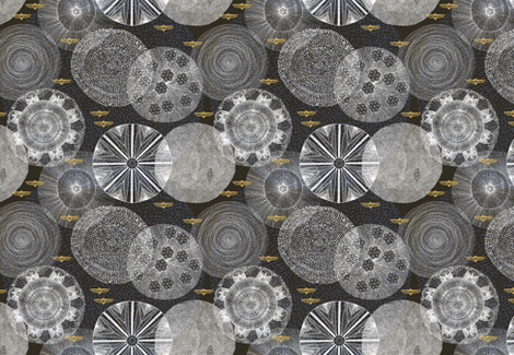 Journeys by Friztin fabric by friztin on Spoonflower - custom fabric