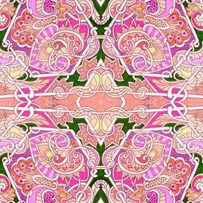 The Paisley Rose