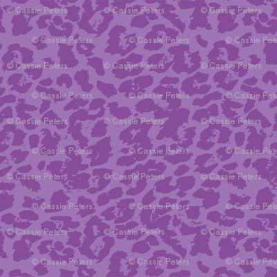 Purple Animal Spots