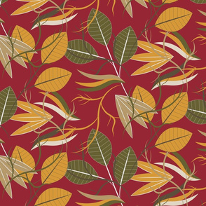 Autumn Leaves (Main Print 3)