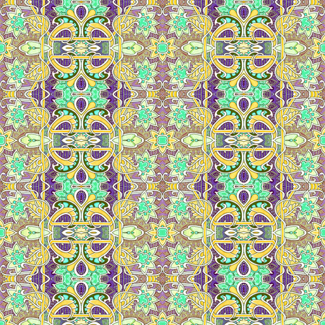Antique Grace fabric by edsel2084 on Spoonflower - custom fabric