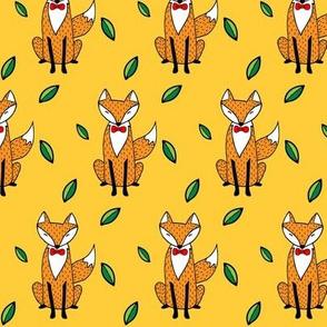Mr.Fox in Yellow