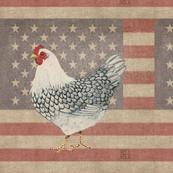 Hen Flag 1