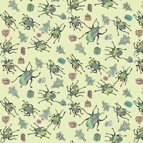 Christmas_beetles_green-ed