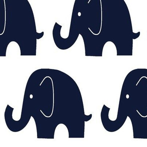 Jumbo Navy Elephants
