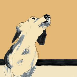 dog howl