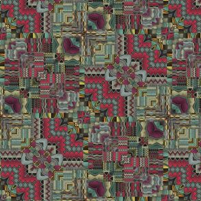 patchwork 8