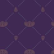 Offset Decor - Dark Purple