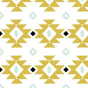 navajo mustard - elvelyckan