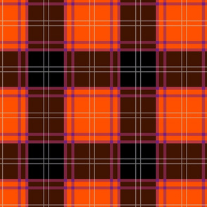 Custom Tartan ~ MacHalloween ~ Dress