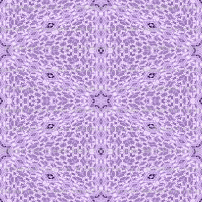 Patchwork in Purple: Delicacy