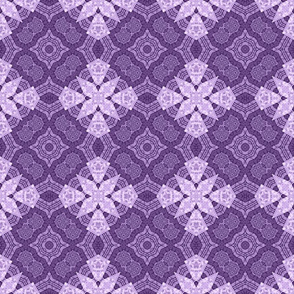 Patchwork in Purple: Something Different