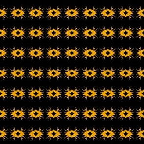 Star Messengers Gold Black