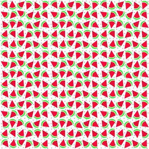 Watermelon Red Dotty