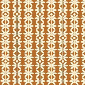 Library Stripe Brown