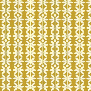 Library Stripe Gold