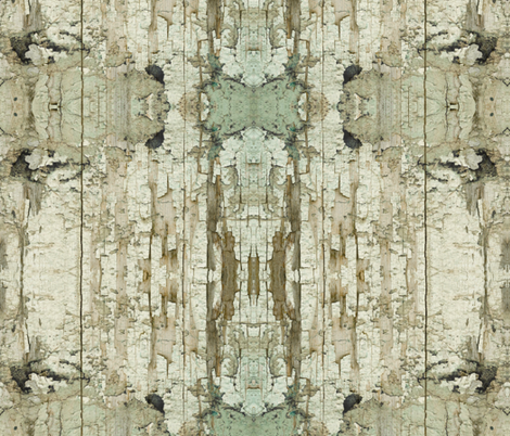 Distressed Wood fabric by whimzwhirled on Spoonflower - custom fabric