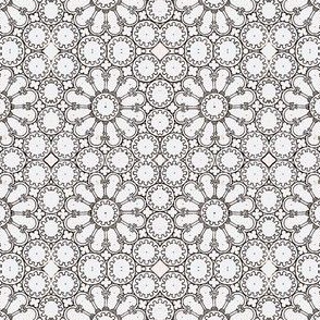 Rose Window Lace