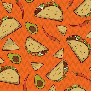 Let's taco 'bout it?