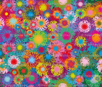 Vivid flowers-3