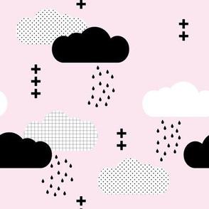 Modern Clouds // Lace