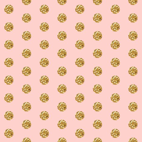 DESIGN Rrrsmallpinkbeaucoup Shop Preview Tiny Pink Glitter Polka Dot