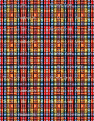Tiny Tales Plaid