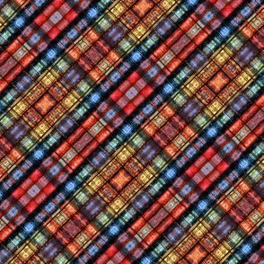Tiny Tales Plaid Tilt