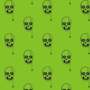 halloween_skull print