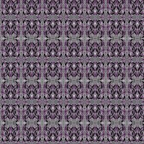 Nocturnal  Koi Merlot Kaleidoscope
