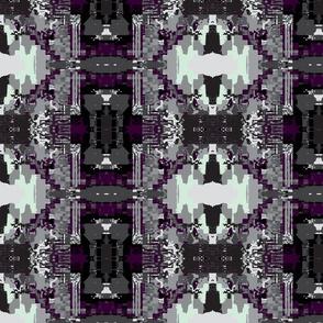 Nocturnal Merlot Digital Glitch