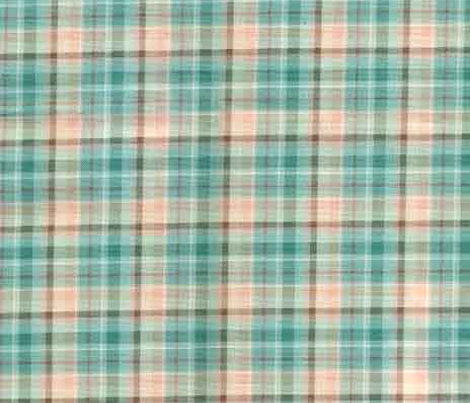 Marina Plaid Small
