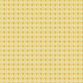 Mosquito yellow background