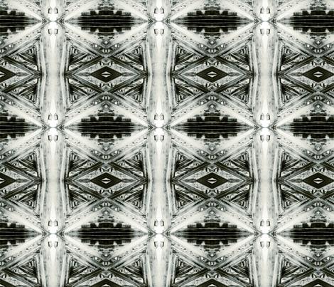 Black Diamonds fabric by kamigumacgu on Spoonflower - custom fabric