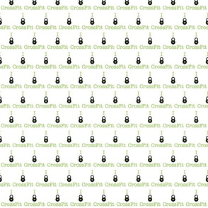 I Heart CrossFit - Green