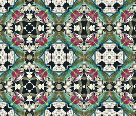 botanist 2 fabric by kociara on Spoonflower - custom fabric