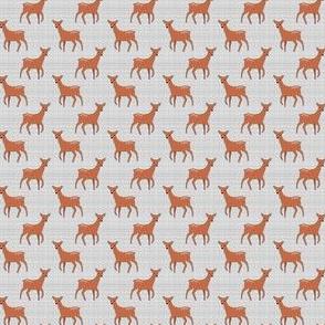 Half Inch Deer