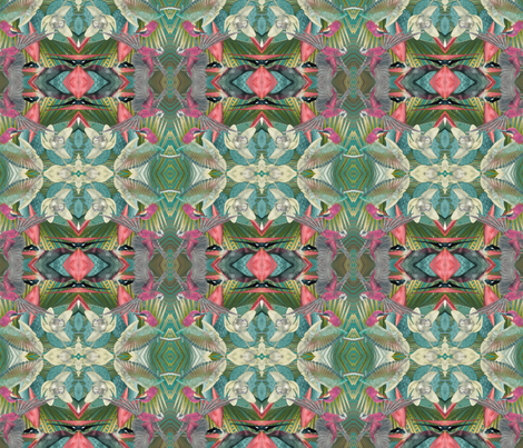 botanist 8 fabric by kociara on Spoonflower - custom fabric