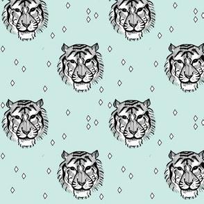 mint tiger - elvelyckan
