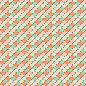 Luxe Pastel Scale Small (Vertical)