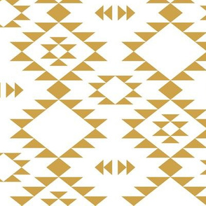 Navajo - White Gold