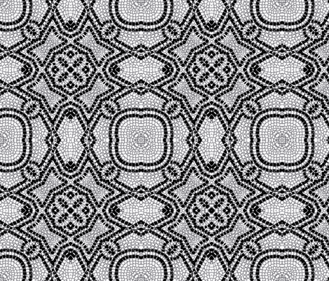 Ancient Roman Mosaic 1 fabric by jabiroo on Spoonflower - custom fabric