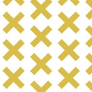 mustard cross - elvelyckan