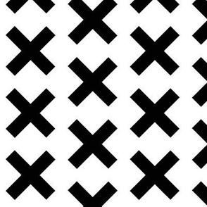 black cross - elvelyckan