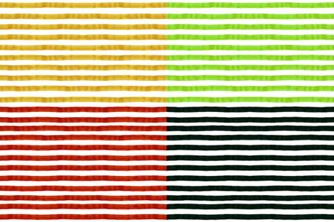 cestlaviv_allsorts_stripesx4 fabric by @vivsfabulousmess on Spoonflower - custom fabric