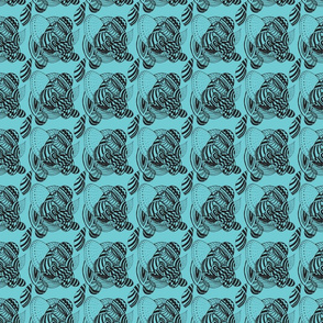 turquoise snail 3.0