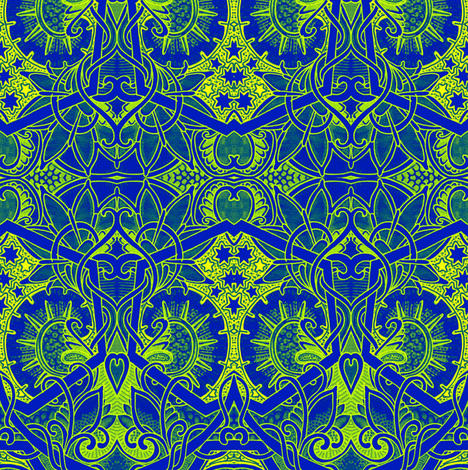 If You Seek Batik fabric by edsel2084 on Spoonflower - custom fabric