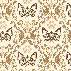 Grumpy Damask (Large)